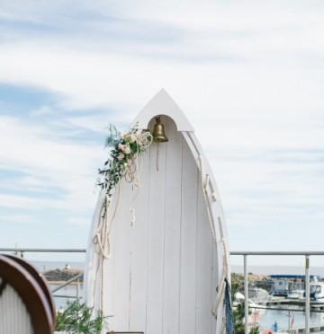 Амбар, лодка и люстра или Свадебные тенденции 2018