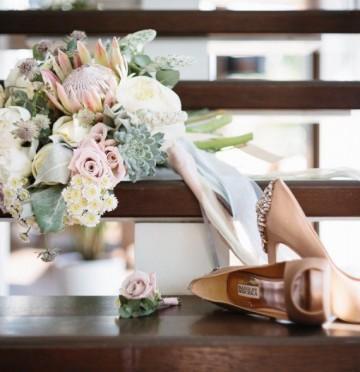 Правила выбора свадебных туфель