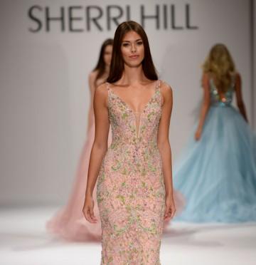 История бренда шикарных вечерних платьев Sherri Hill