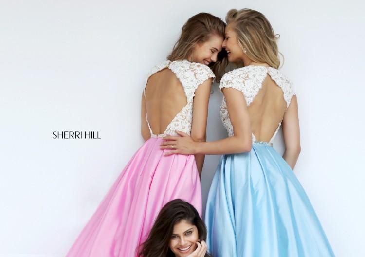 Ах, эти восхитительные платья Шерри Хил!