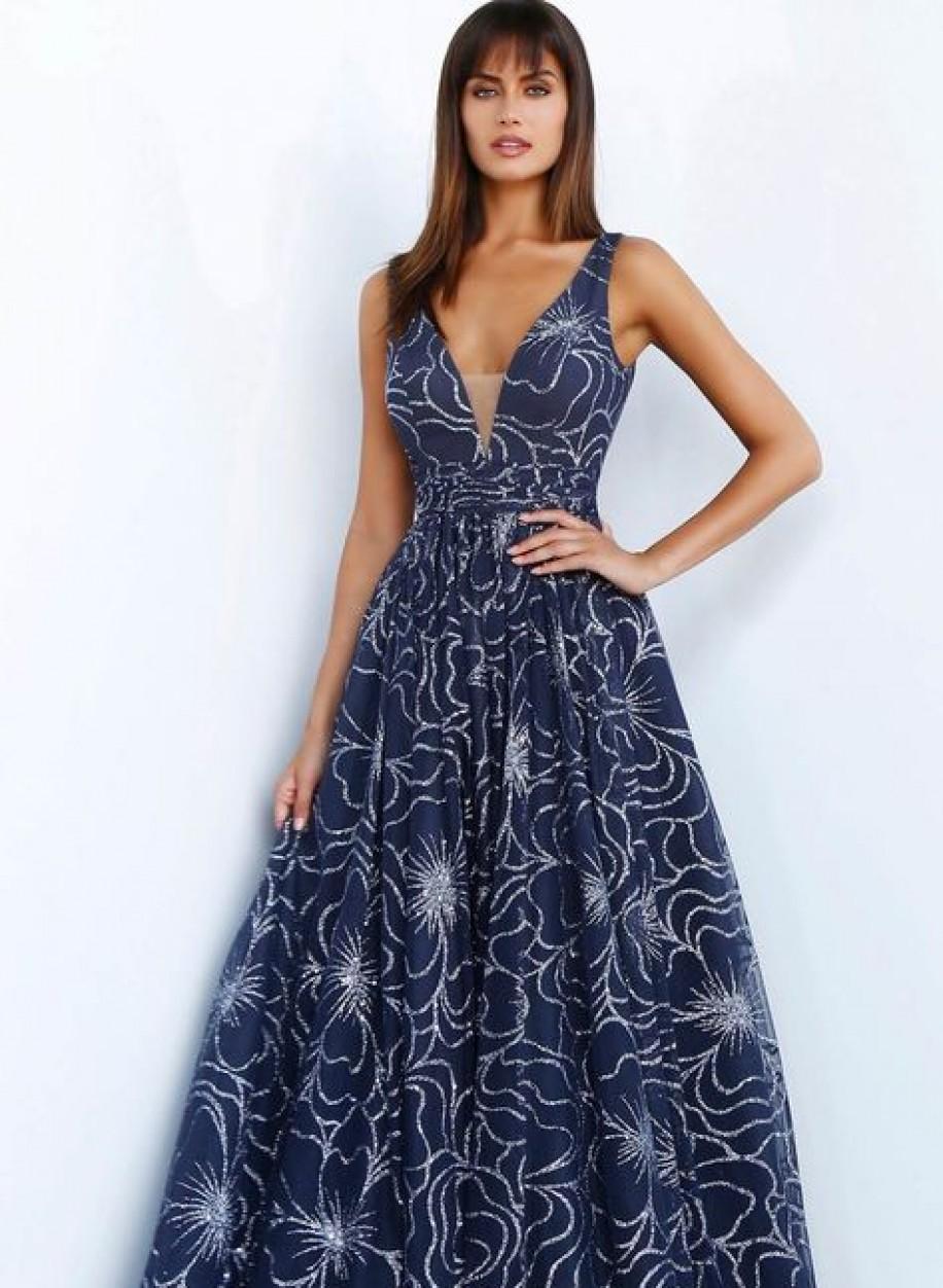 Вечернее платье Jovani 62364