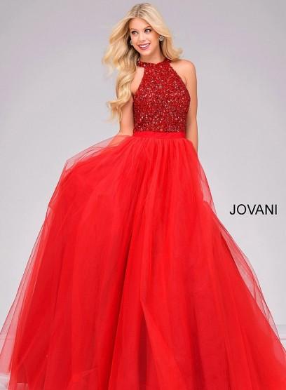 Вечернее платье Jovani 40438