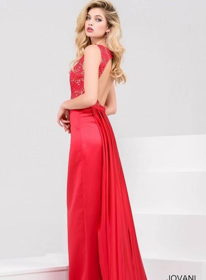 Вечернее платье Jovani 32372