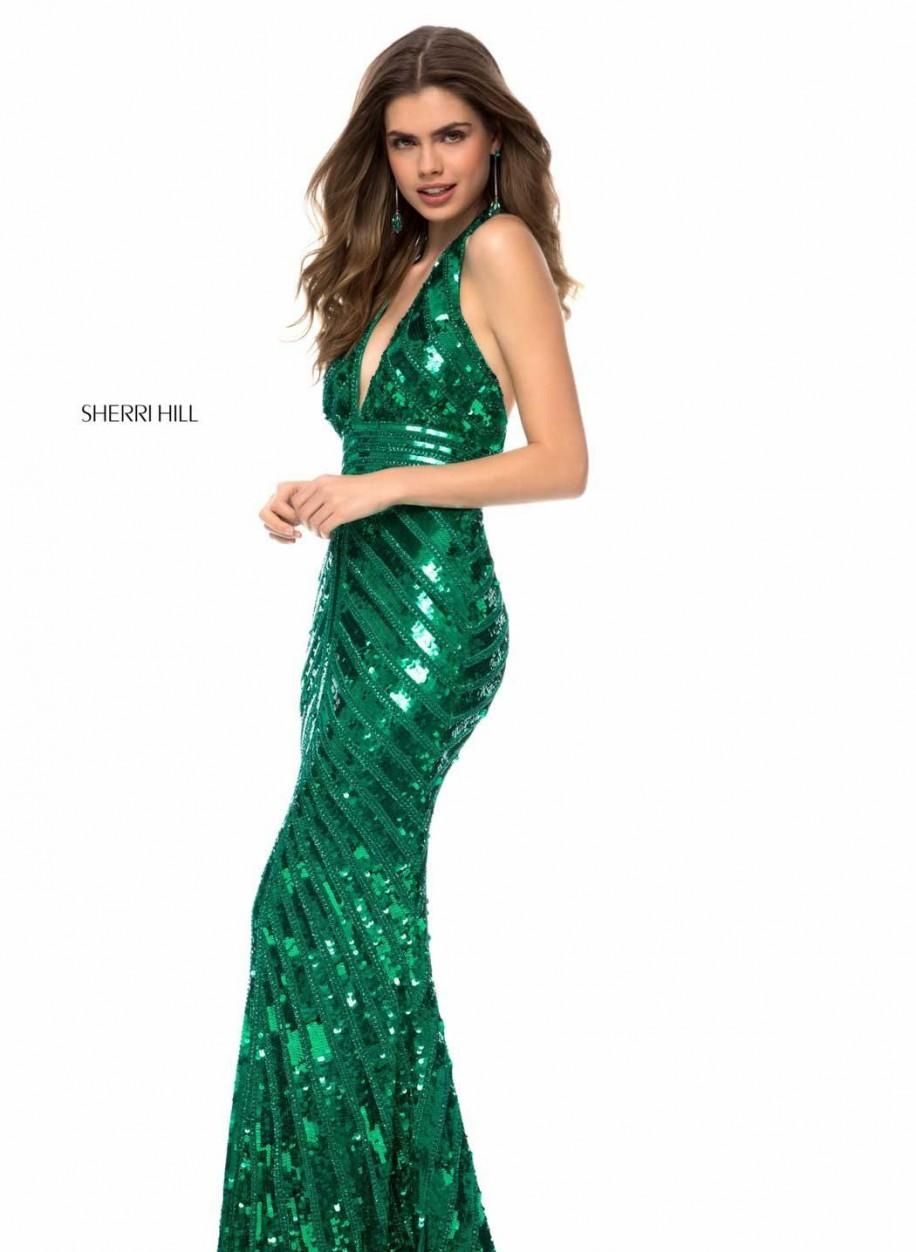 Вечернее платье Sherri Hill 52073