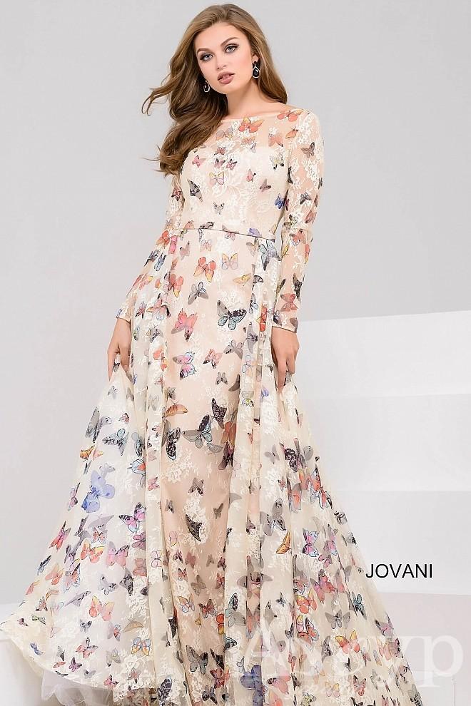 Вечернее платье Jovani 49745
