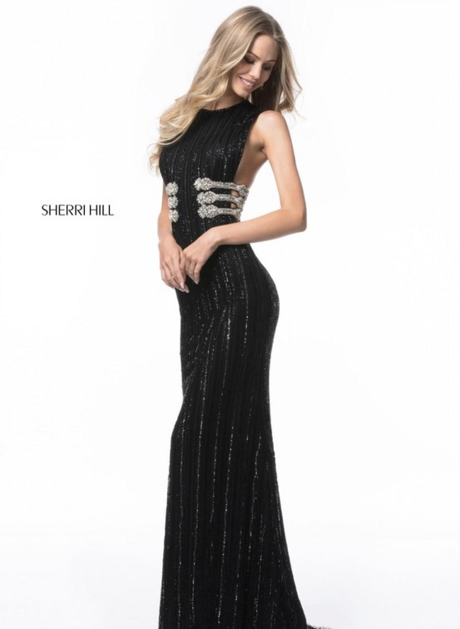 Вечернее платье Sherri Hill 52051