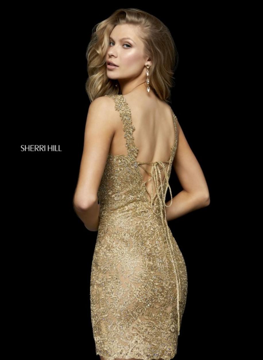 Вечернее платье Sherri Hill 52241