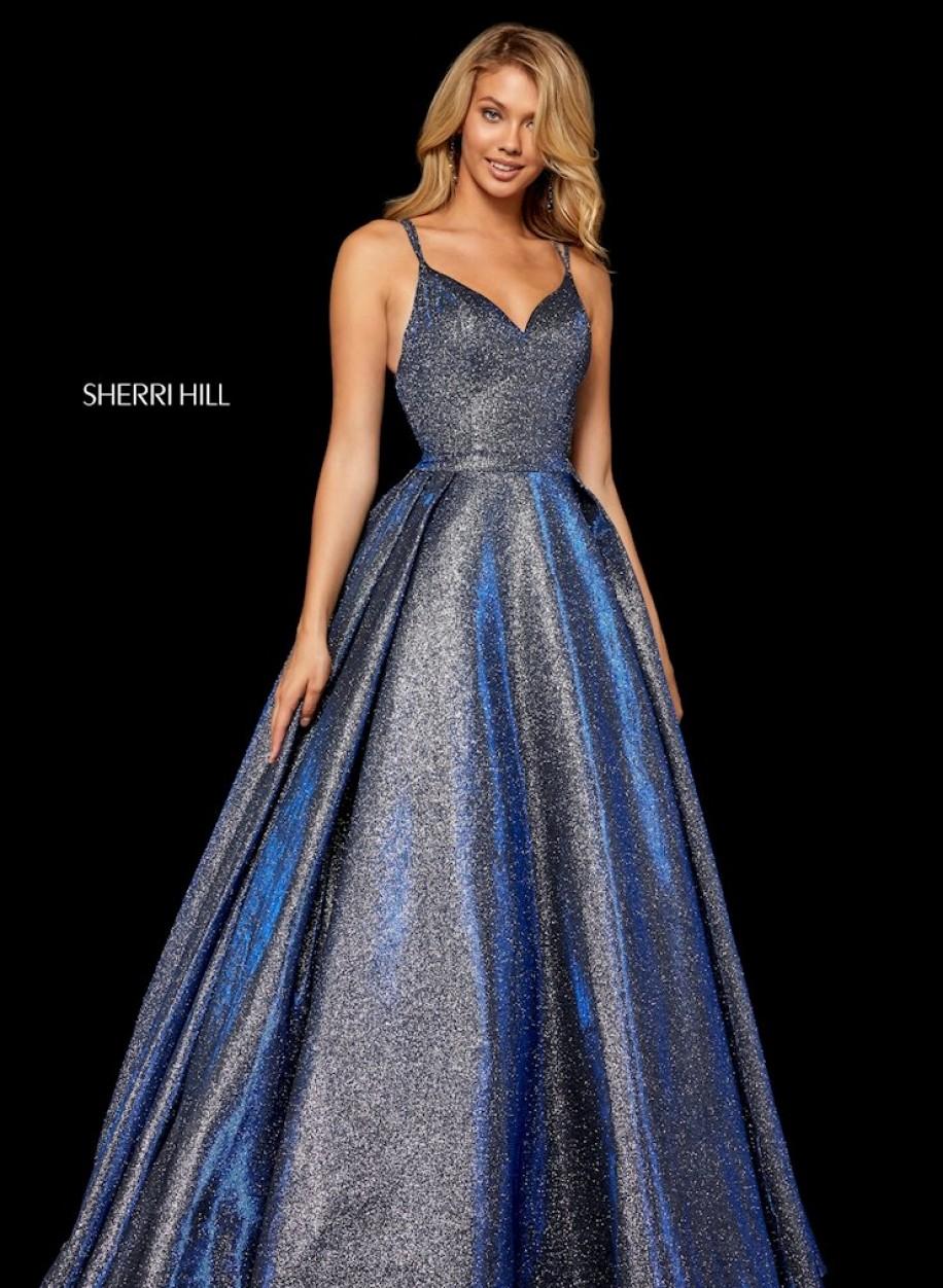 Вечернее платье Sherri Hill 52956