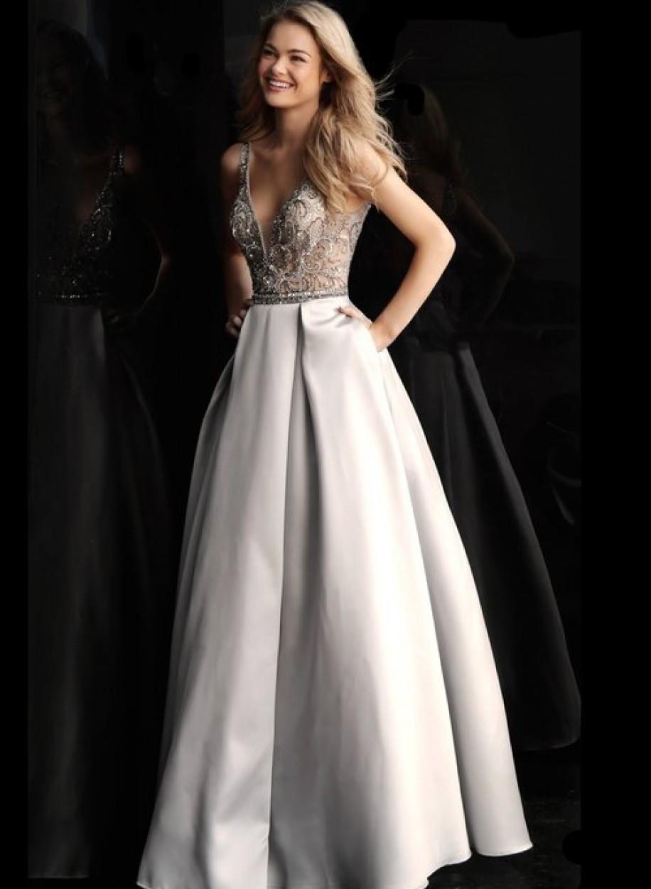 Вечернее платье Jovani 64205