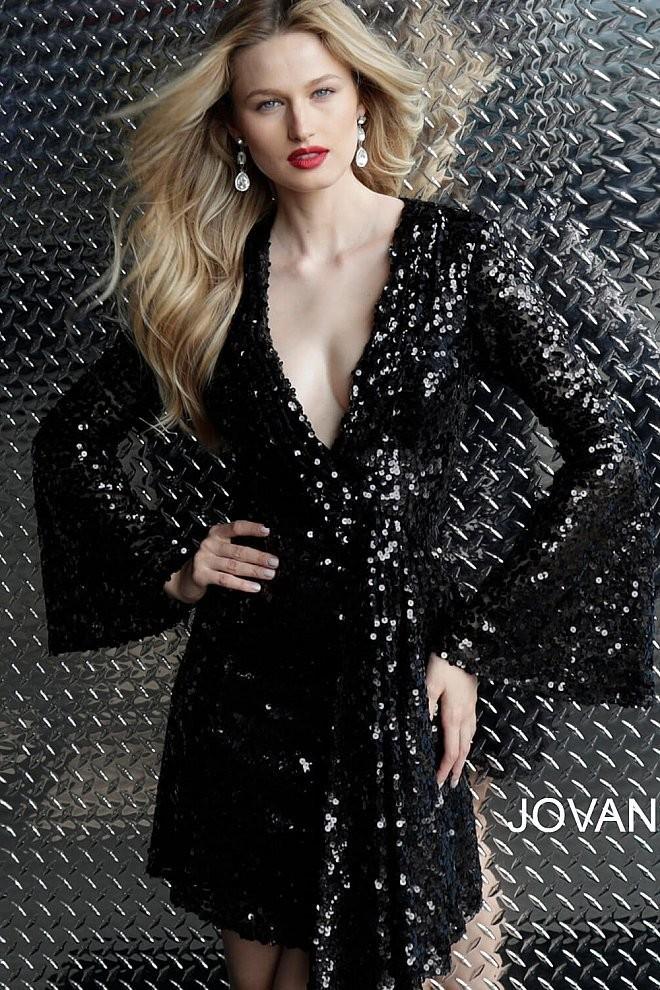 Вечернее платье Jovani 66256