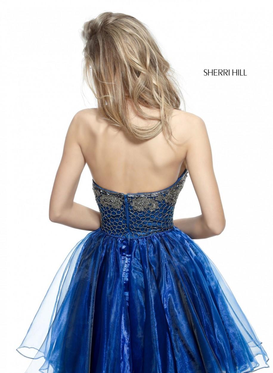 Вечернее платье Sherri Hill 51398