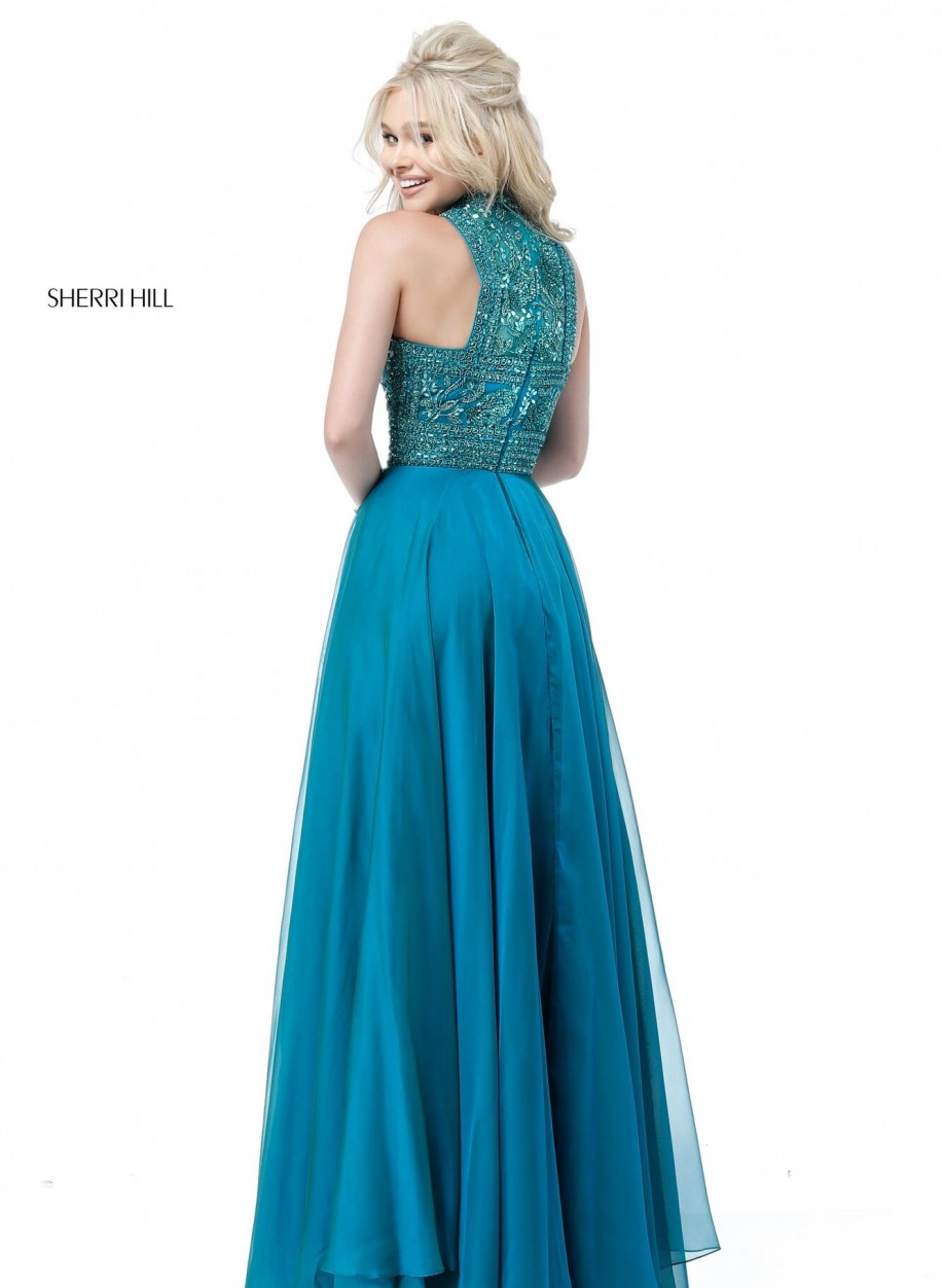 Вечернее платье Sherri Hill 51722