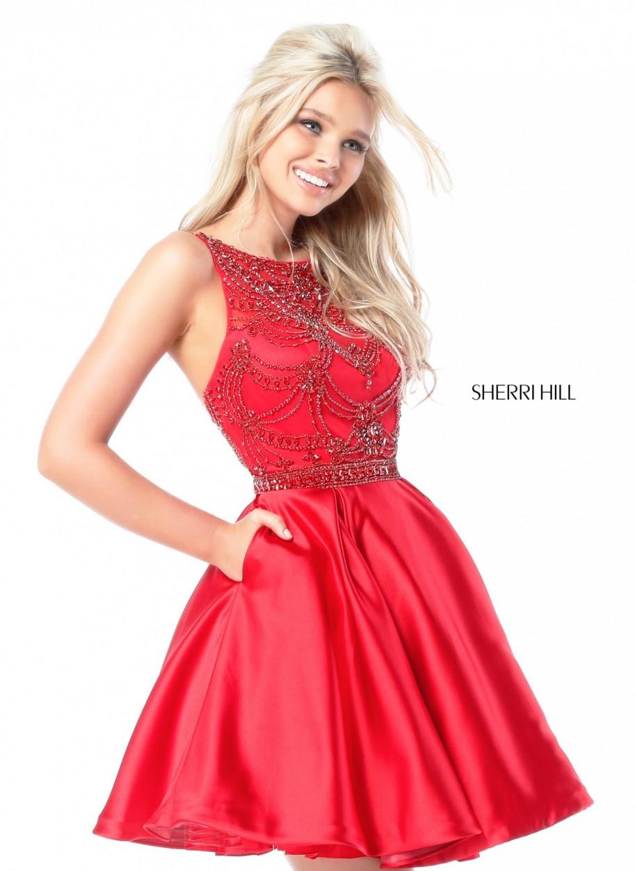 Вечернее платье Sherri Hill 51504