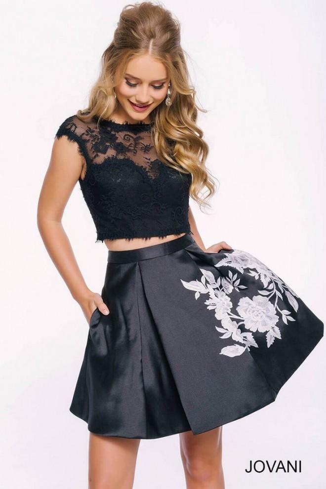 Вечернее платье Jovani 42289