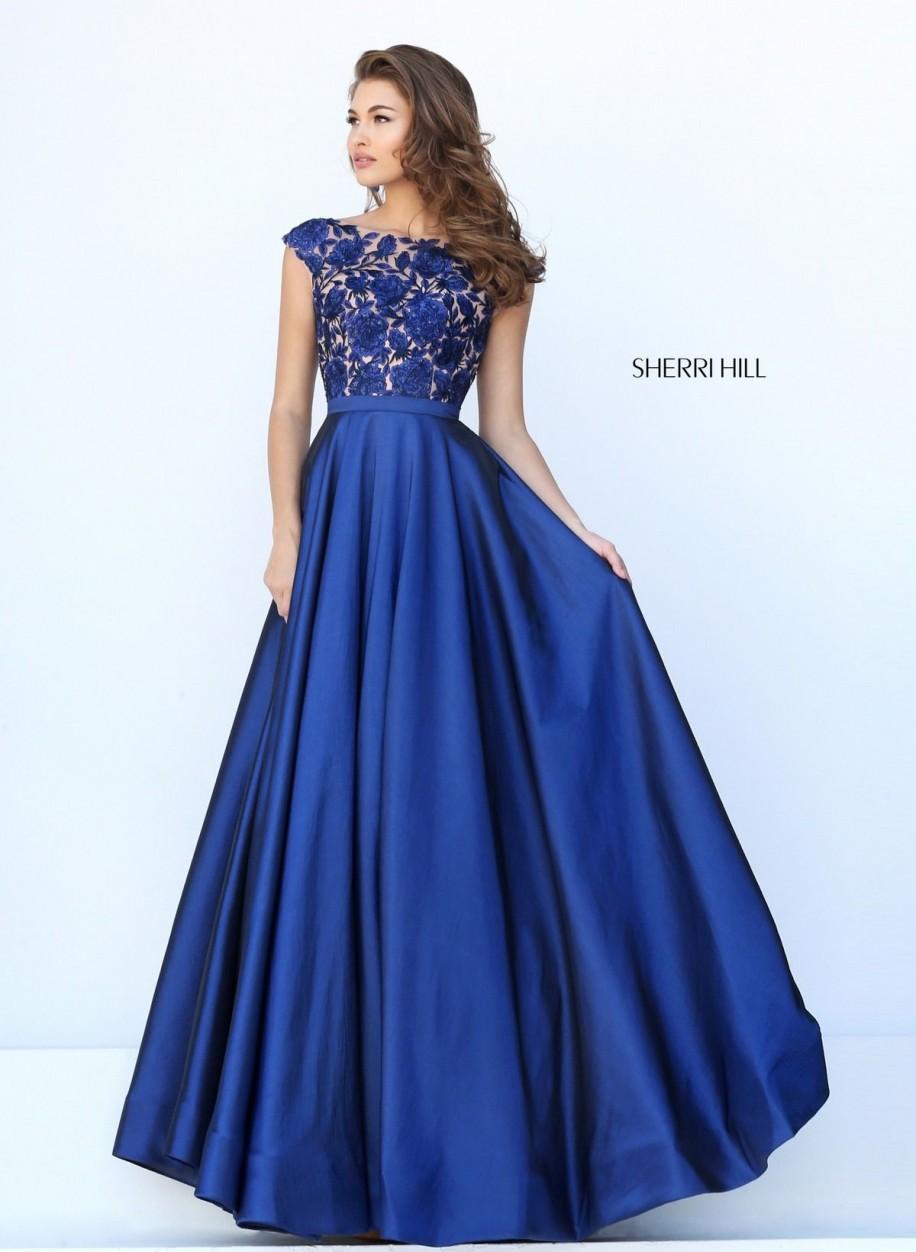 Вечернее платье Sherri Hill 50346