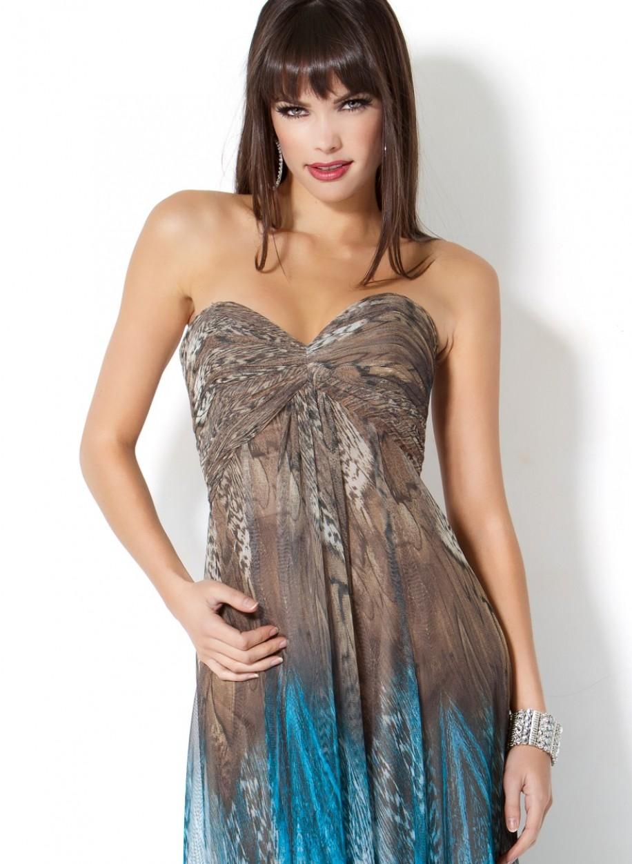 Платье Jovani 4213