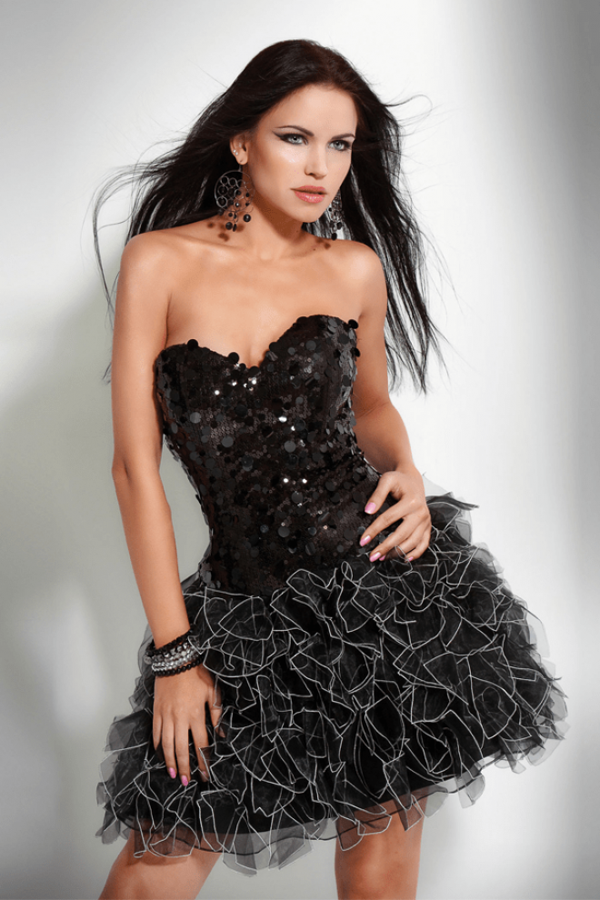 Платье  Jovani 0366