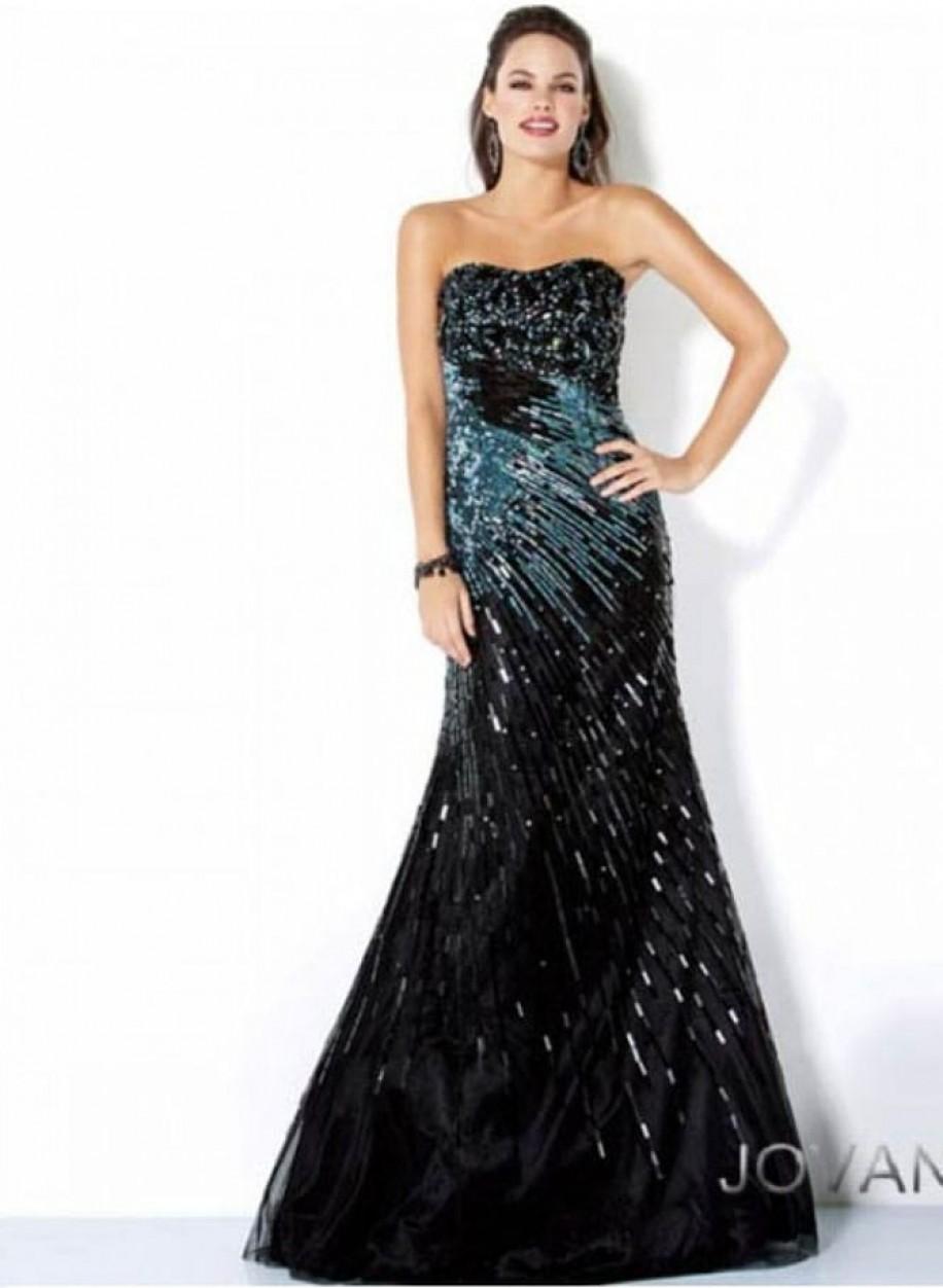 Вечернее платье Jovani 54339
