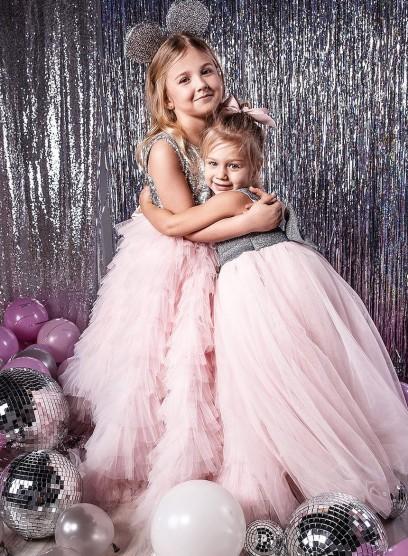 Детское платье Y1
