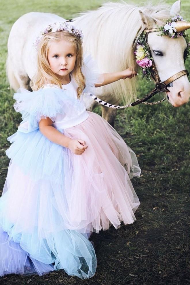Детское платье S