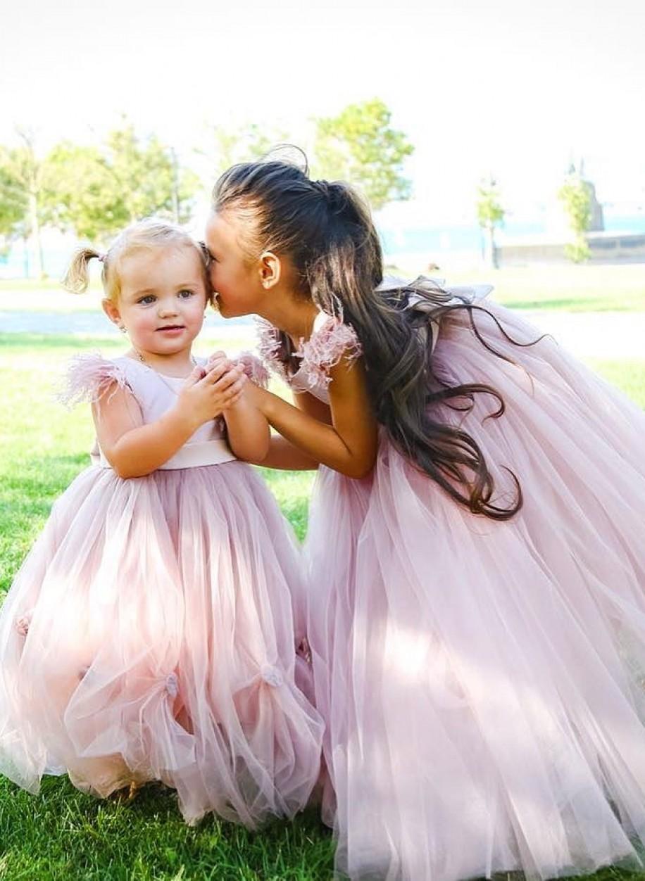 Детское платье A