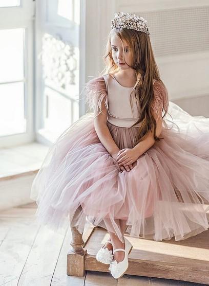 Детское платье W