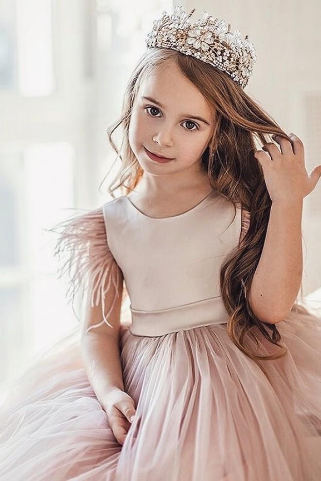 Детское платье E