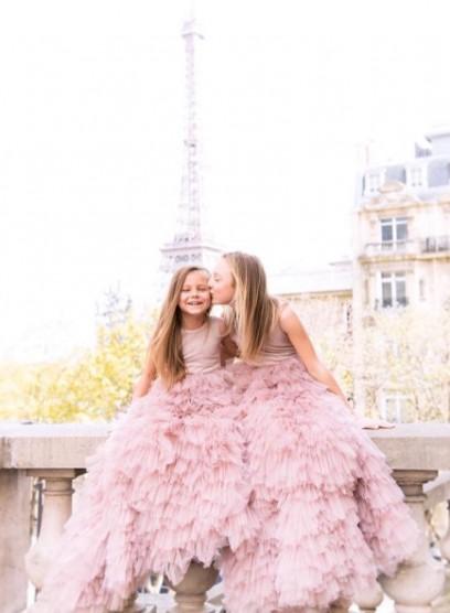 Детское платье R