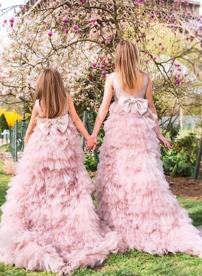 Детское платье F