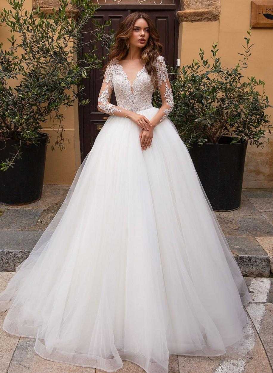 Свадебное платье 18038