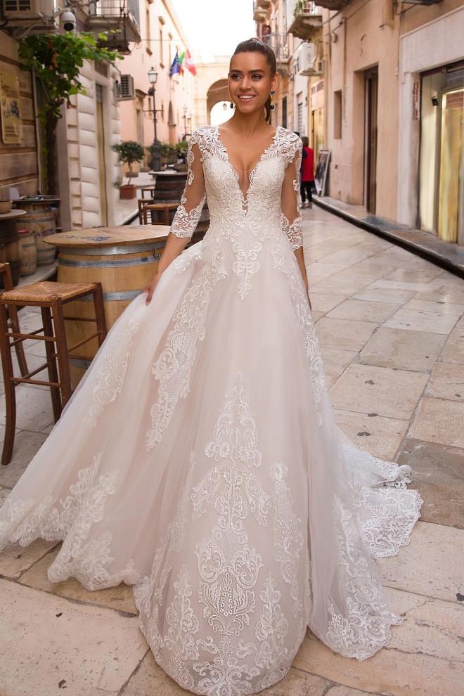 Свадебное платье Lussano 19042