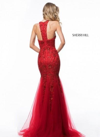 Вечернее платье Sherri Hill 51939