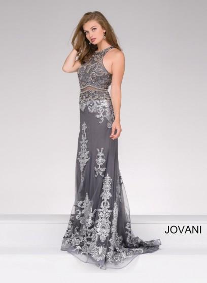 Вечерние платье Jovani 48638
