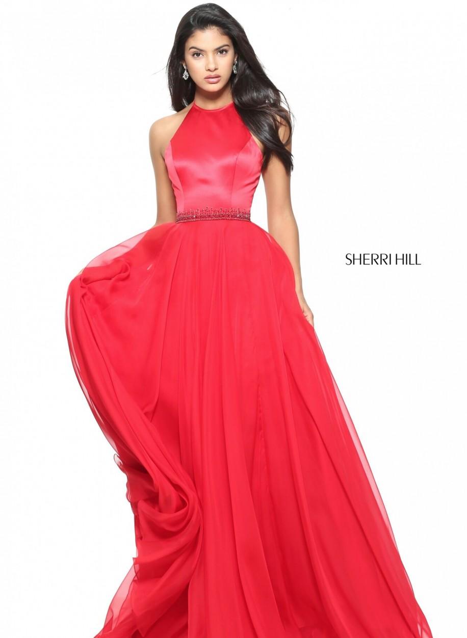 Вечернее платье Sherri Hill 50971