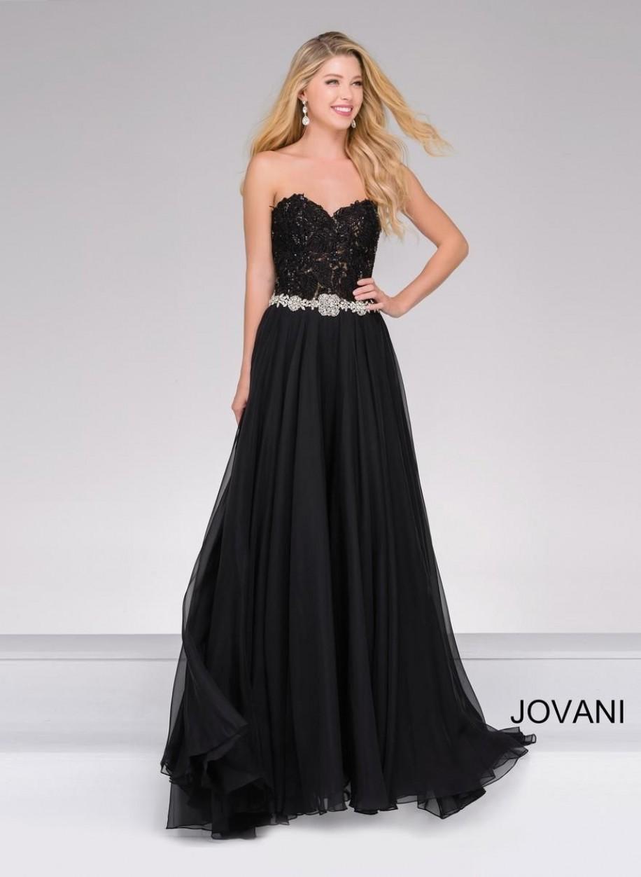 Вечерние платье Jovani 74416