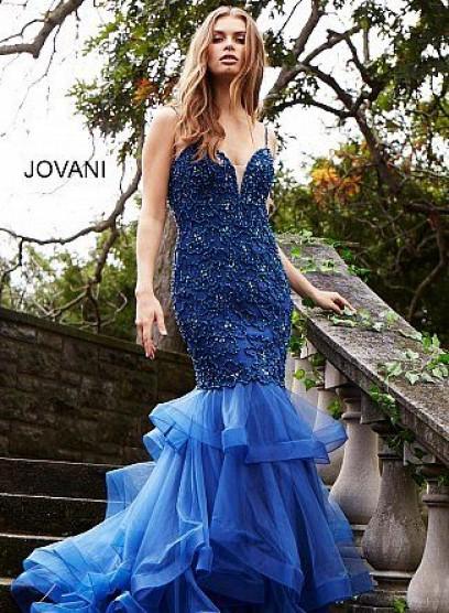 Вечернее платье Jovani 50405