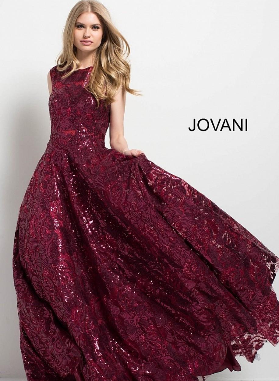 Вечерние платье Jovani 48976