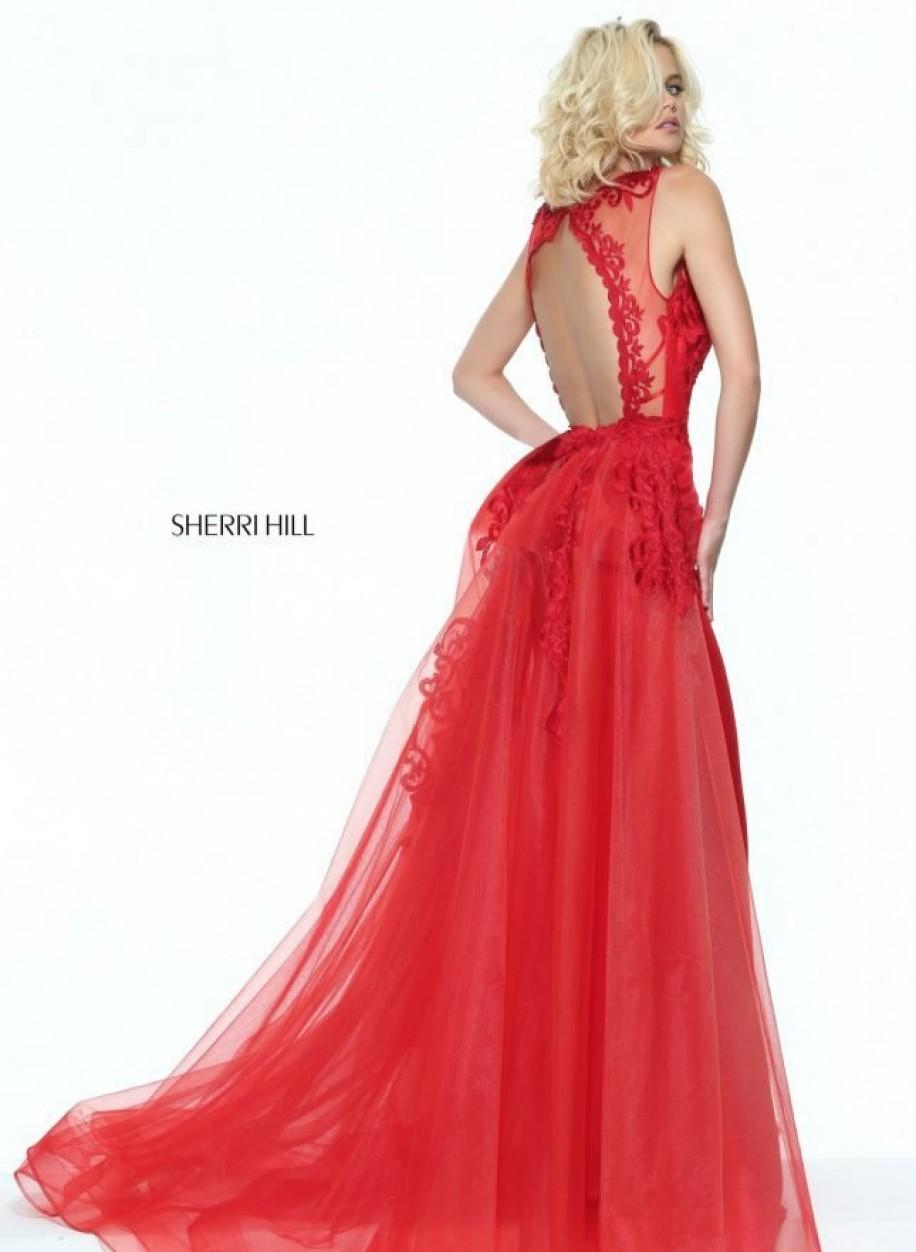 Вечерние платье Sherri Hill 50922