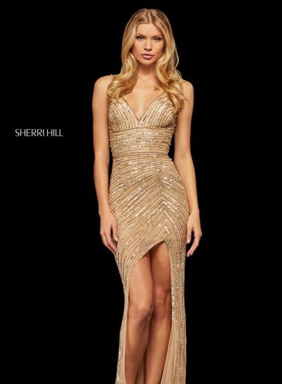 77ed08fd4c6aee1 Выпускные платья Sherri Hill Со шлейфом купить в одесском салоне ...