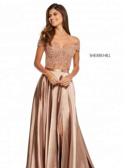 2b329b5c92fe18d Выпускные платья Sherri Hill Атласные купить в одесском салоне моды ...