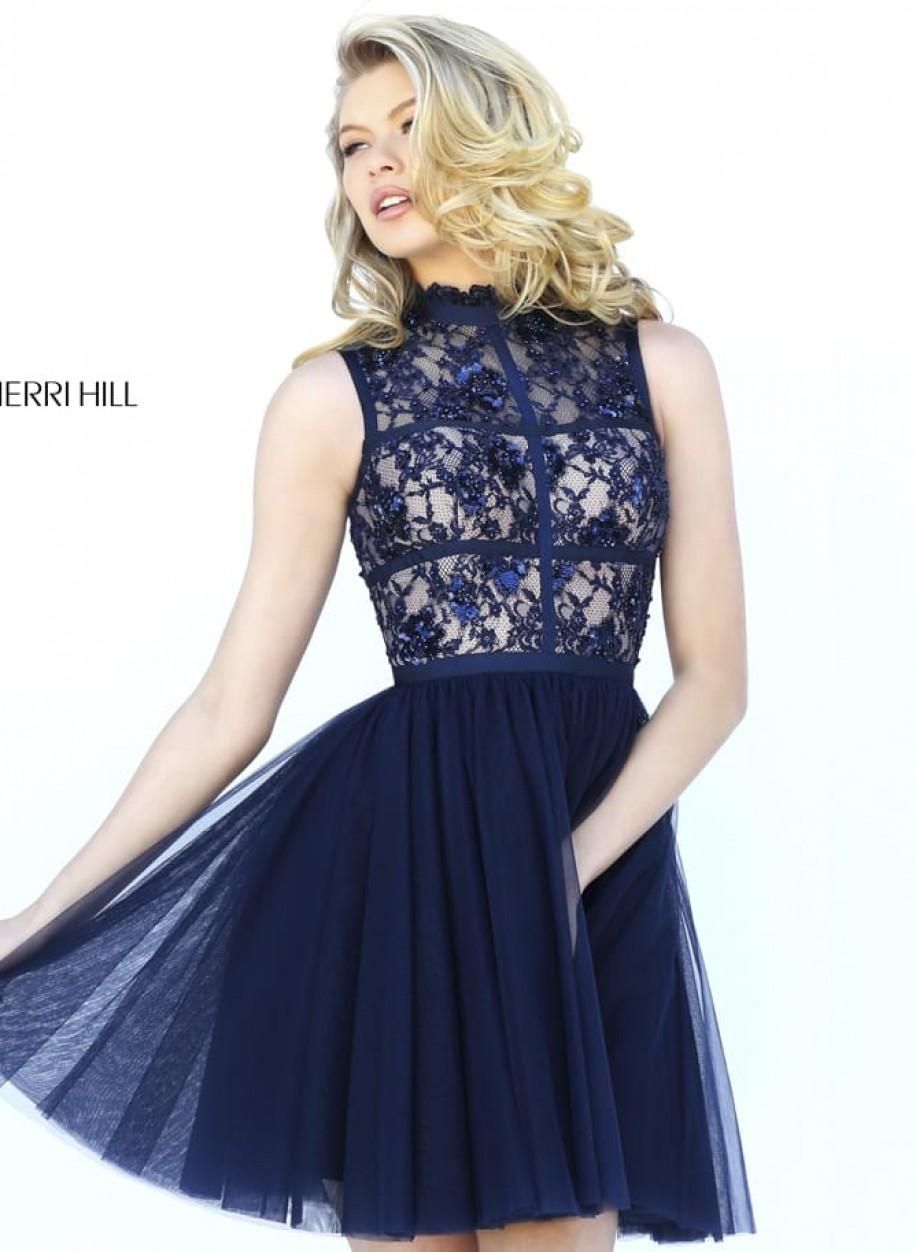 Вечернее платье Sherri Hill 50636