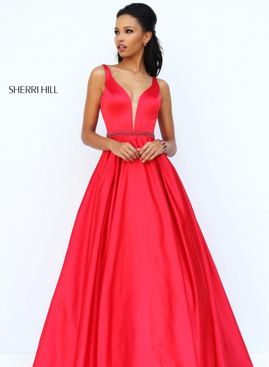 Вечернее платье Sherri Hill 50496