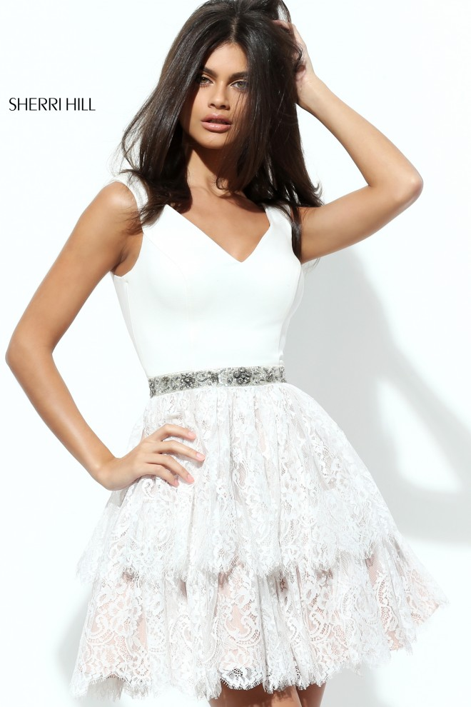Вечернее платье Sherri Hill 50635