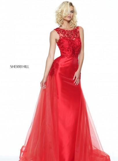Вечернее платье Sherri Hill 50922