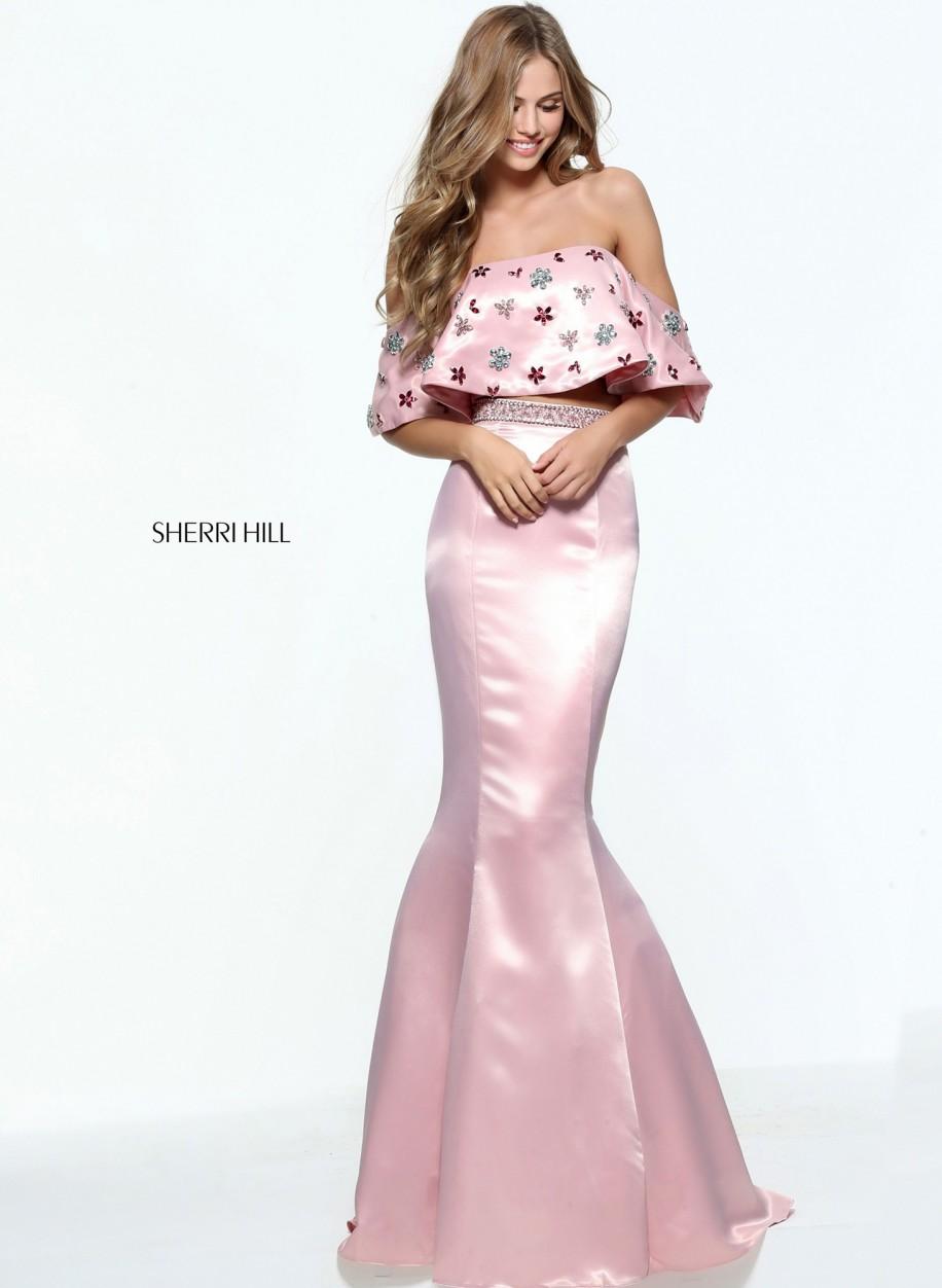 Вечернее платье Sherri Hill 51054