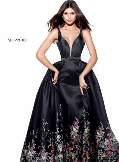 Вечернее платье Sherri Hill 51232