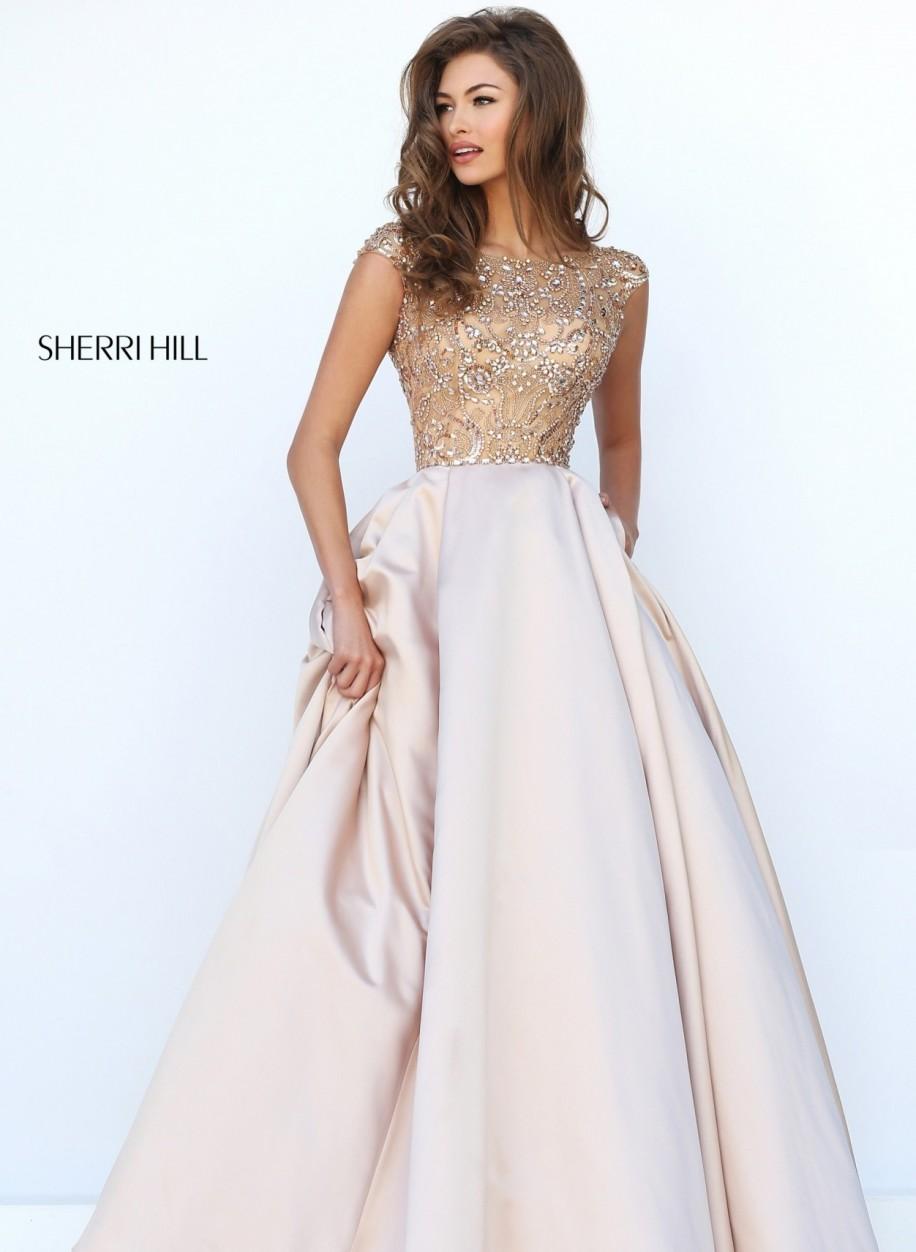 Вечернее платье Sherri Hill 32359