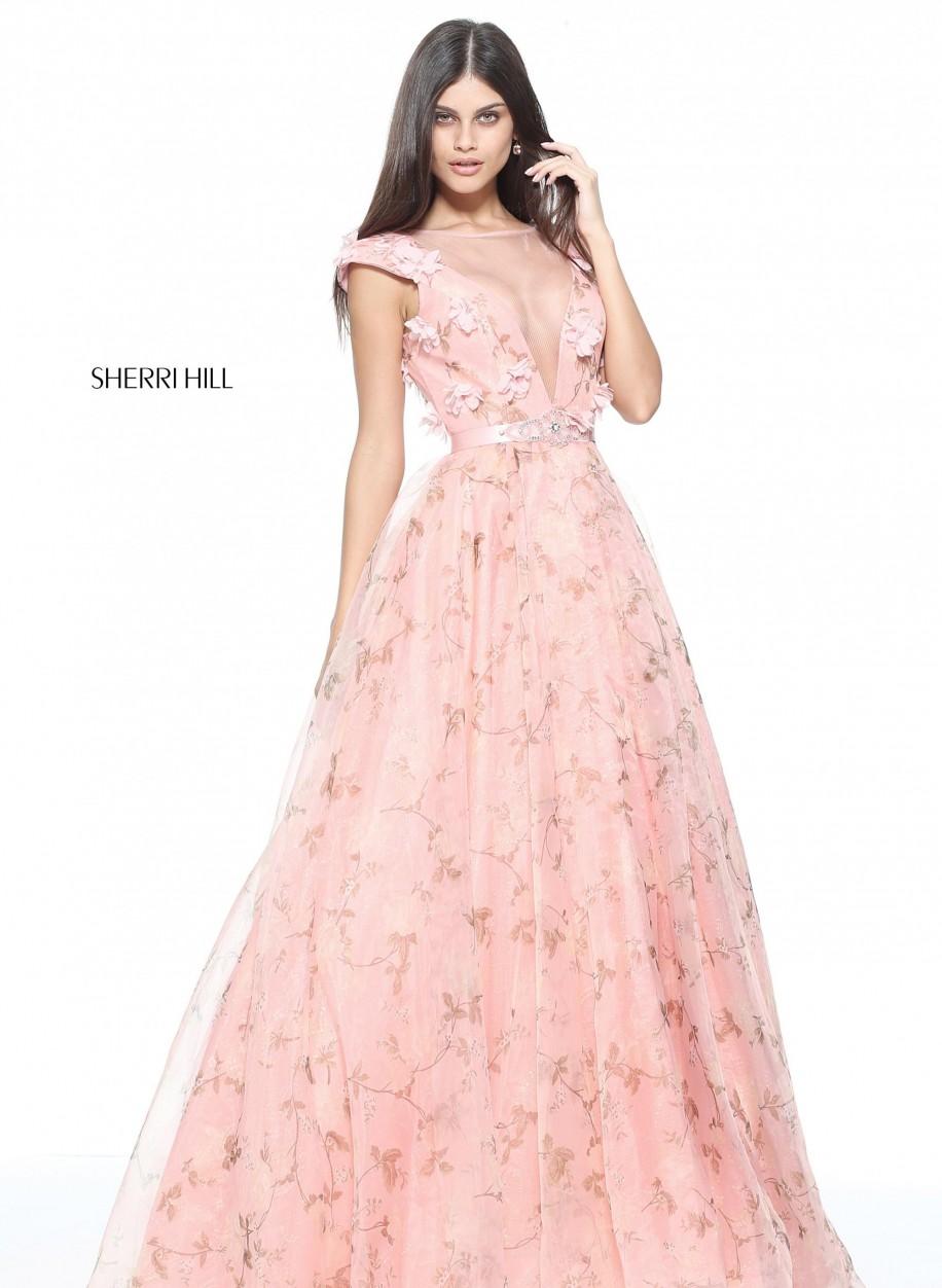 Вечернее платье Sherri Hill 51104
