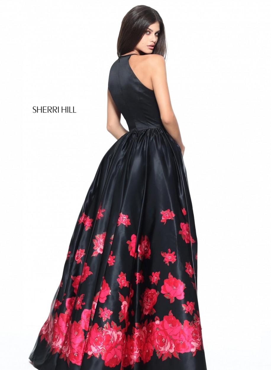 Вечернее платье Sherri Hill 51193