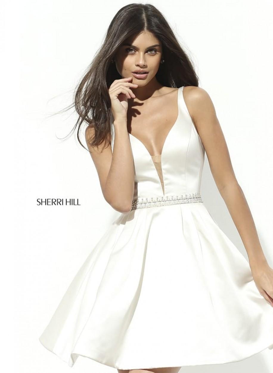Коктейльное платье Sherri Hill 50495